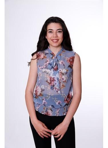 Clıche Bluz İndigo